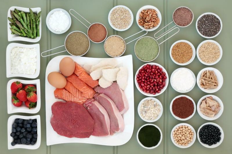 Biljni i životinjski proteini i aminokiseline